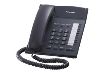 Проводной телефон_Panasonic KX-TS2382RUB Компания ForOffice 874.000