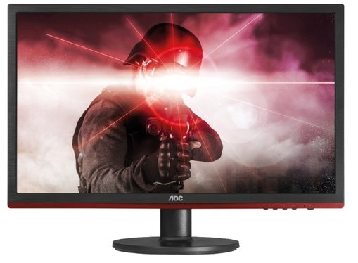 21.5 AOC Gaming G2260VWQ6 black red монитор aoc 21 5 e2270swdn e2270swdn