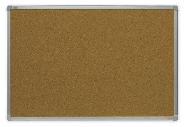 """Пробковая доска_2x3 180x120 (TCA1218) с алюминиевой рамкой от Компания """"Форофис"""""""