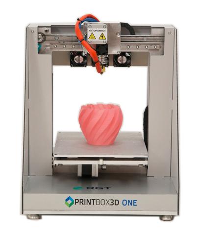 3D принтер_PrintBox3D One Компания ForOffice 99000.000