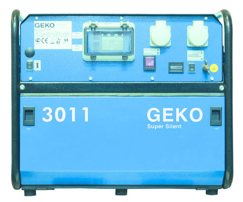 Geko 3011 E-AA/HHBA SS