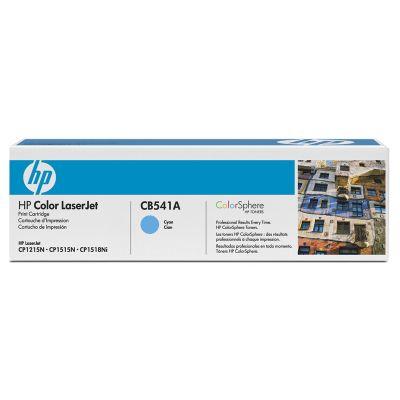 Принт-картридж HP CB541A