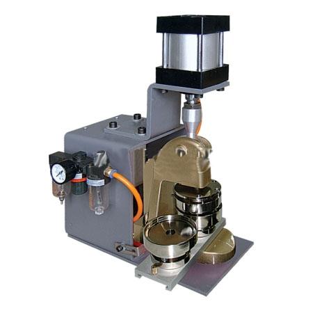 Пневматический станок для изготовления значков Talent + 9 сменных насадок (25-75 мм)