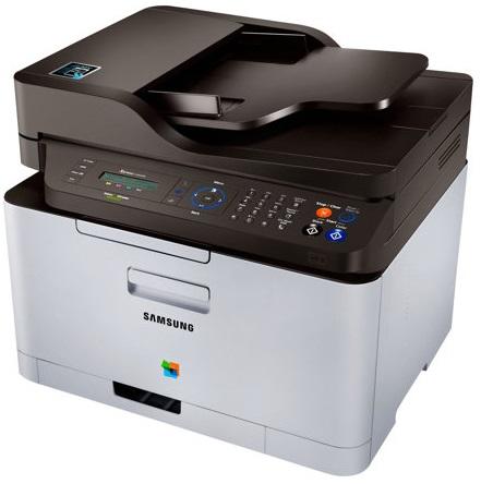 Многофункциональное устройство (МФУ)_Xpress SL-C460FW Компания ForOffice 12863.000
