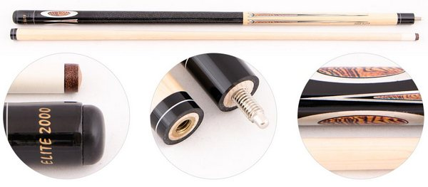Купить Кий для пула 2-pc Elite 2000 Classic (черный) в официальном интернет-магазине оргтехники, банковского и полиграфического оборудования. Выгодные цены на широкий ассортимент оргтехники, банковского оборудования и полиграфического оборудования. Быстрая доставка по всей стране