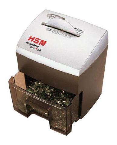 Шредер_HSM MultiShred (4x30 мм)