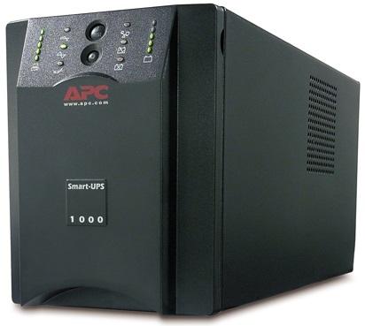 Источник БП_APC Smart-UPS 1000VA/800W (SUA1000XLI)