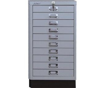 Шкаф картотечный_Bisley BA 3/10L (PC 117) Компания ForOffice 17130.000