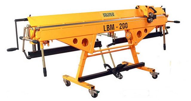Купить Листогиб MetalMaster Euromaster LBM 200 в официальном интернет-магазине оргтехники, банковского и полиграфического оборудования. Выгодные цены на широкий ассортимент оргтехники, банковского оборудования и полиграфического оборудования. Быстрая доставка по всей стране