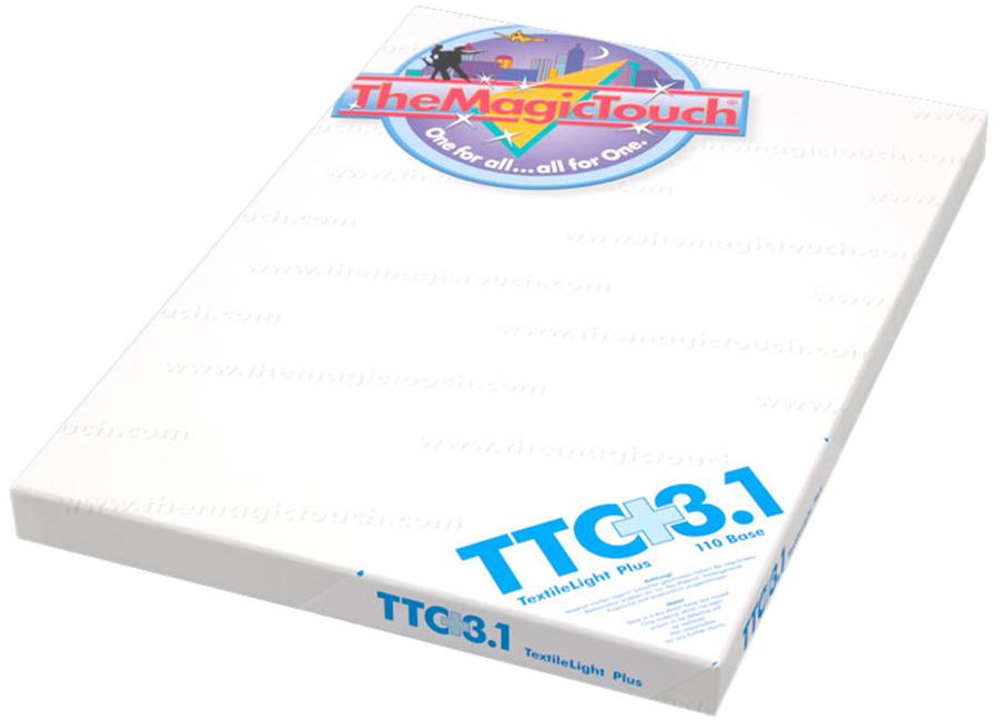 TTC 3.1+ A3 (Термотрансферная бумага на плотную светлую ткань) цена