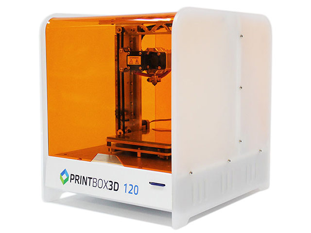 Купить 3D принтер PrintBox3D 120 в официальном интернет-магазине оргтехники, банковского и полиграфического оборудования. Выгодные цены на широкий ассортимент оргтехники, банковского оборудования и полиграфического оборудования. Быстрая доставка по всей стране