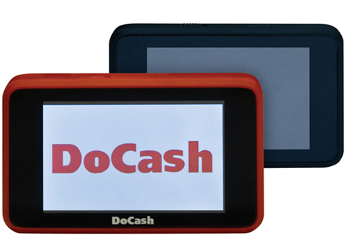 DoCash Micro IR