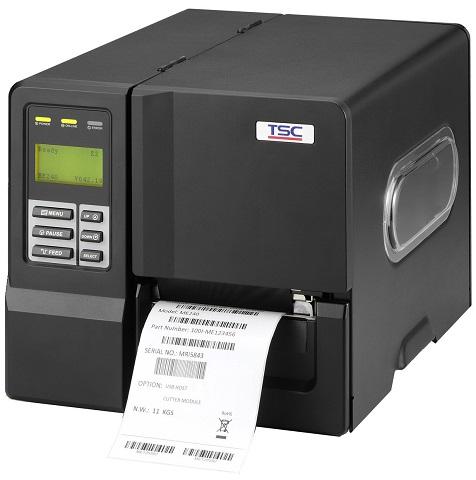 Принтер этикеток TSC ME240+LCD+Ethernet SUT (с отделителем)