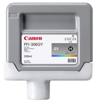 Картридж Canon (PFI-306GY) Grey