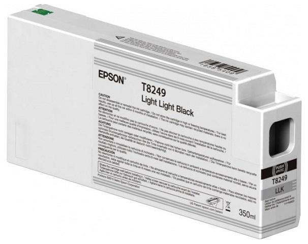 цены Картридж со светло-серыми чернилами T8249 (C13T824900)
