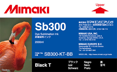 Чернила Mimaki SB300 Black