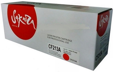 Картридж CF213A картридж hp cf213a 131a пурпурный