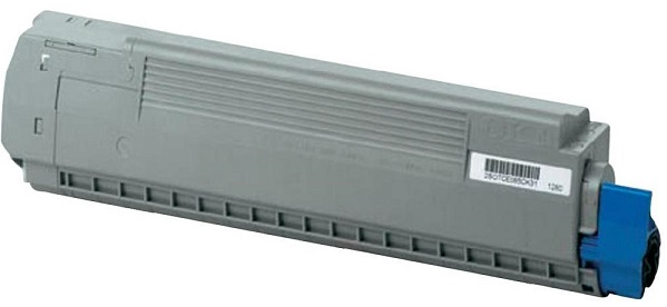 Тонер-картридж TONER-Y-MC861-10K-NEU (44059261 / 44059253) тонер картридж oki toner y c711 c711dm 43866105 43866121 44318621