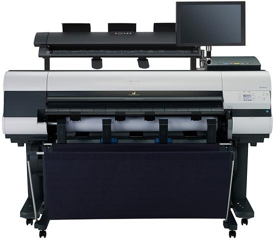 imagePROGRAF iPF840 M40 MFP Solution canon lf scanner m40