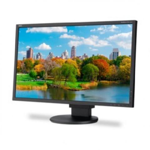 Монитор_22 NEC MultiSync EA223WM, black (EA223WM-BK) Компания ForOffice 11739.000