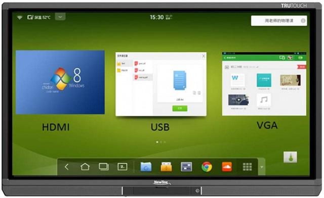 Интерактивная панель_Newline TruTouch TT-7014B