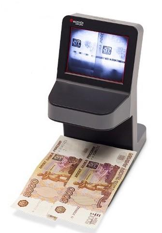Детектор валют Cassida UNO plus Laser