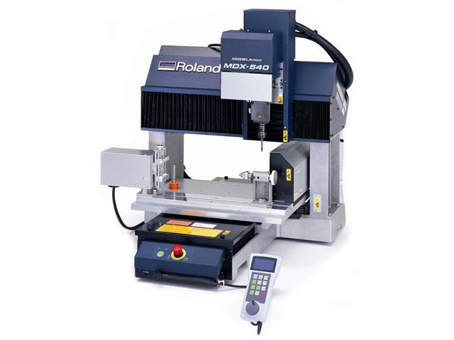 Гравировально-фрезерная машина_Roland MDX-540SA Компания ForOffice 1820000.000