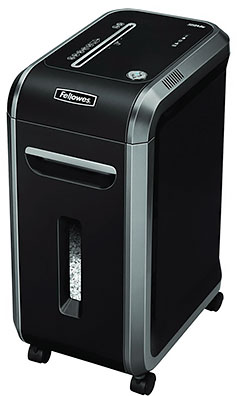 Шредер Fellowes MicroShred 99MS (2х14мм)