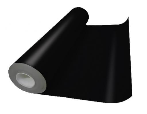 Термотрансферная пленка черная Flex ПУ (50см х 30м)