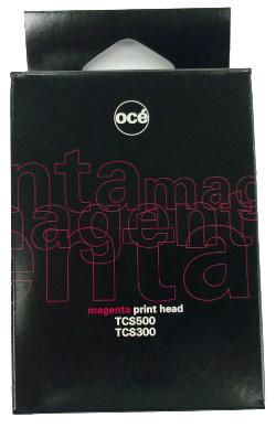 Печатающая головка для Oce TCS500, 35ml, Magenta (1060016926/7517B003)