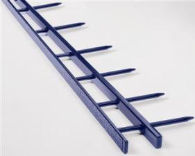 Гребенки Velobind 12-штырьковые черные 51 мм гребенки velobind 4 штырьковые синие