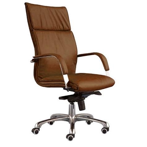 Кресло руководителя Berlin Chrome Alu2 LE-T