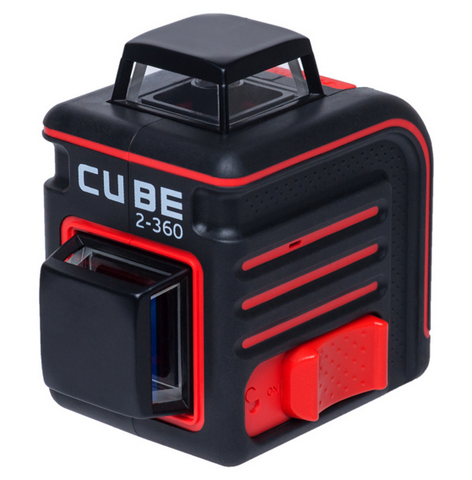 Cube 2-360 Basic Edition лазерный уровень нивелир ada cube mini basic edition