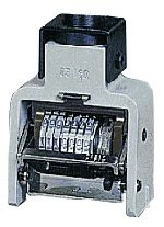 Нумерационная головка ударного типа Solid LEDA-32 прямого хода № 401