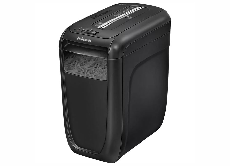 Fellowes Powershred 60Cs (4x50 мм) fellowes powershred 99ci black шредер