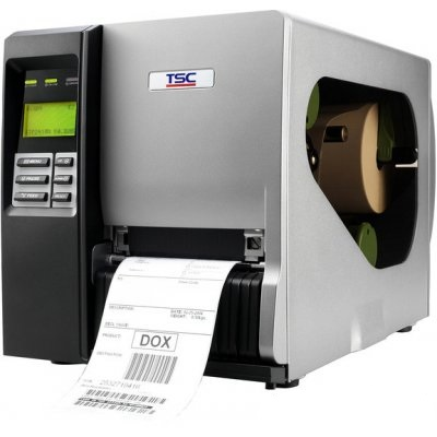Принтер этикеток_TSC TTP-246M Pro PSUC (с отрезчиком heavy duty)