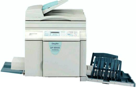 Ризограф / Дупликатор_Duplo DP-M400 Компания ForOffice 257810.000