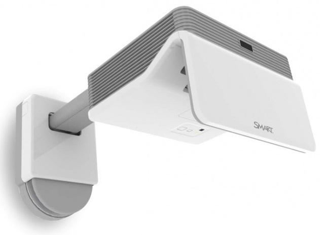 Проектор SMART LR60wi(1013723) + штанга для настенного крепления проектора SMART 60wi (1017893)