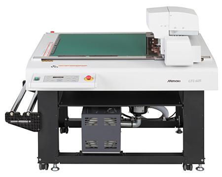 Купить Режущий плоттер Mimaki CFL-605 RT в официальном интернет-магазине оргтехники, банковского и полиграфического оборудования. Выгодные цены на широкий ассортимент оргтехники, банковского оборудования и полиграфического оборудования. Быстрая доставка по всей стране