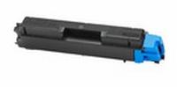 Тонер-картридж TK-590C картридж kyocera tk 590c голубой