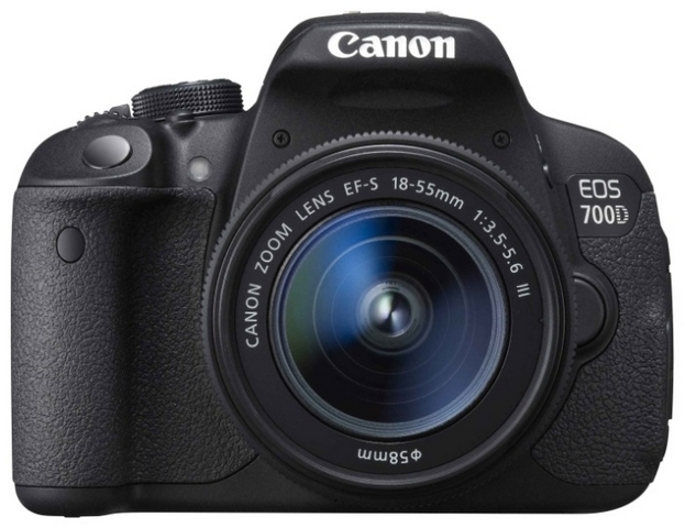 Canon EOS 700D Kit 18-55 DC III