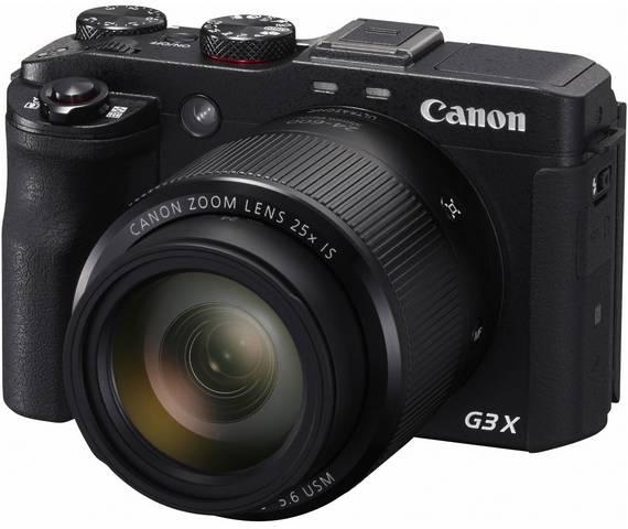 Компактный фотоаппарат Canon PowerShot G3 X