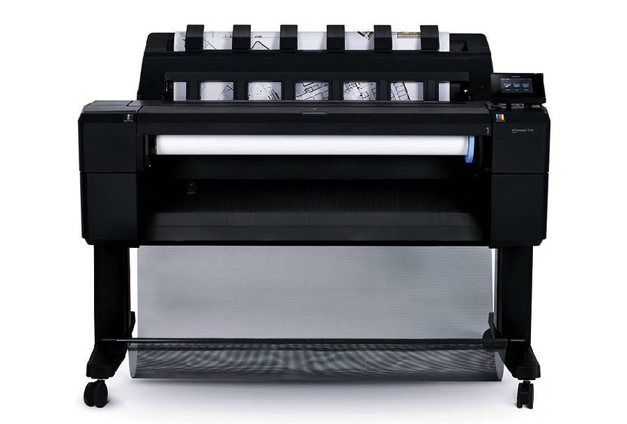 HP DesignJet T930ps 36 EncrHDD (L2Y22B)