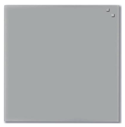 Стеклянная доска_Naga 45x45 Silver (10703) Компания ForOffice 1988.000