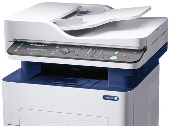 Xerox WorkCentre 3225DNI