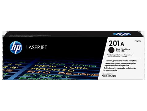Картридж HP 201A LaserJet (CF400A) картридж hp cf400a для laserjet pro m252n m252dw черный 1500 страниц hp 201a