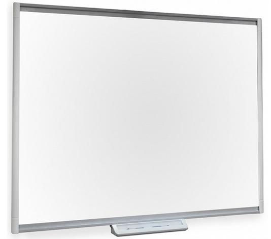 Интерактивная доска SMART Board SBM680 c пассивным лотком и Notebook 11
