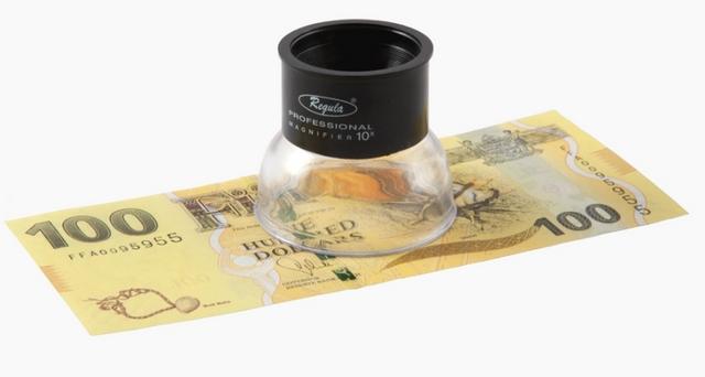Оптическая лупа Regula 1002