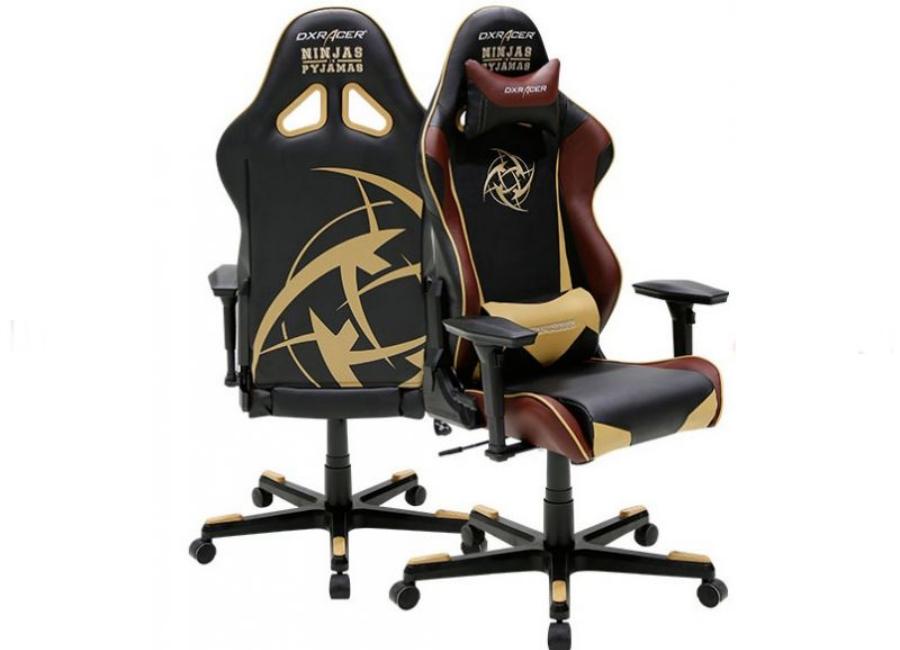 все цены на  Игровое компьютерное кресло DXRacer OH/RE126/NCC/NIP  онлайн