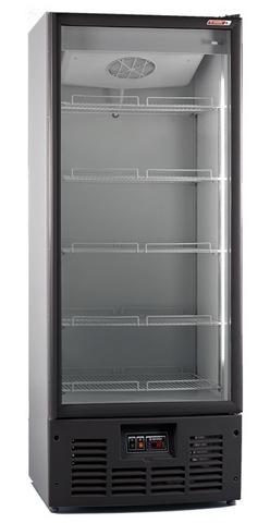 Шкаф морозильный_Ariada R700LS (стеклянная дверь) от FOROFFICE